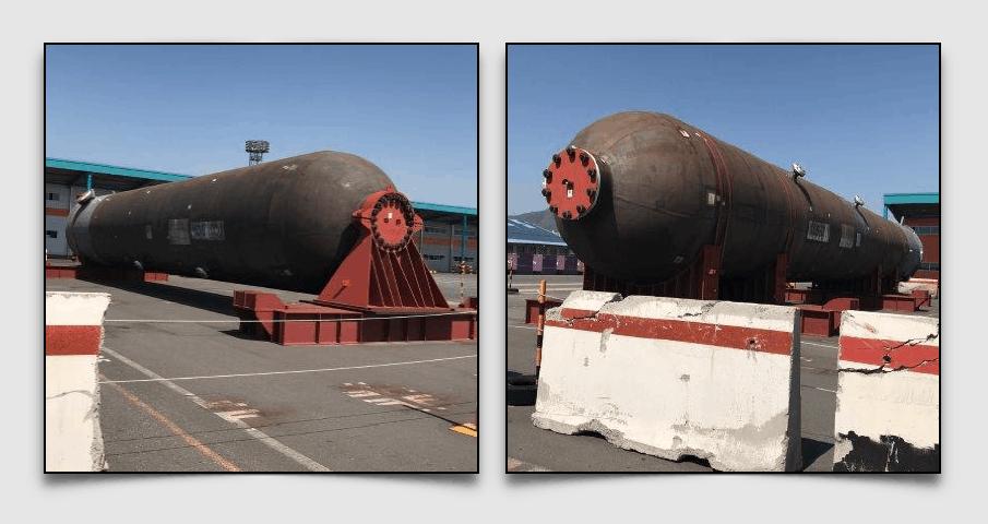 Unused Hydrocracker Reactors